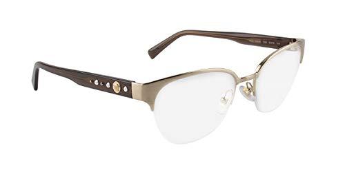e66fb4d717 Versace VE1255B Eyeglass Frames 1339-52 - Pale Gold VE1255B-1339-52