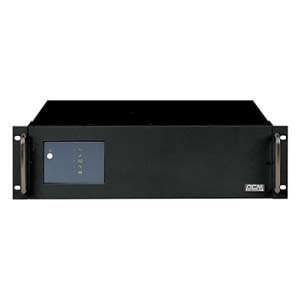 InstallerParts Powercom KIN-2200APRM, 3U Rackmount 6 Outlet 2200VA/1320W