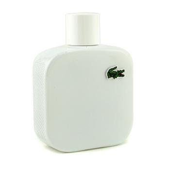 Lacoste Eau de Lacoste L.12.12 Blanc Eau de Toilette for Men, 3.3 fl. oz.