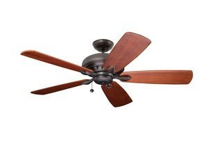 Emerson Lighting CF5100ORB Penbrooke Oil Rubbed Bronze Ceiling Fan, Blades Sold Separately by Emerson ()
