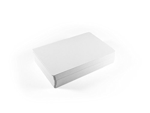 Apostrophe Games Blank Playing Cards (Bridge Size, Aqueous Finish) (50 Cards) ()