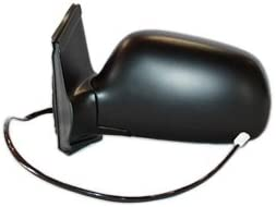 TYC 5350032 Compatible with Toyota Sienna Driver Side Power Non-Heated Replacement Mirror