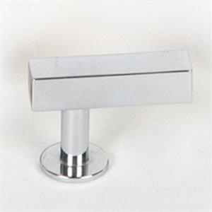Lew's Hardware 11-101 Bar Series Cabinet Knob Polished Chrome