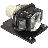 Replacement Lamp with Housing for VIEWSONIC Pro9500 with Philips Bulb Inside