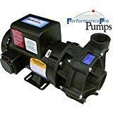 PerformancePro Cascade 1/8 HP 2200 GPH External Pond Pump with Cord C1/8-22-C