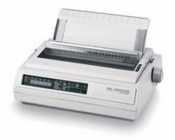 Oki ML3410 - Impresora Matricial Monocromo 9 Agujas 360 ...