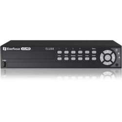 (Everfocus - ELUX4/1T - EverFocus 4 CH, H.264, 1080p Hybrid(AHD + TVI)DVR - Hybrid Video Recorder - H.264 Formats - 1 TB Hard Drive - 512 MB - 120 Fps - Composite Video In - Composite Video Out - 4 )