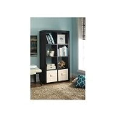 Better Homes and Gardens Furniture 8-Cube Room Organizer Storage Divider/Bookcase Espresso