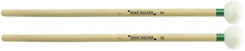 Mike Balter B2 Medium Hard Bamboo Timpani Mallets