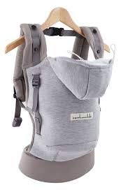 Je porte mon bebe - Je porte mon bebe - hoodiecarrier coton - gris  athletique Hc13 f094c25bb3b