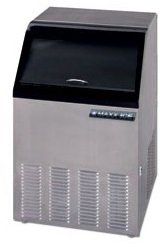 - Maxx Ice MIM130 Self Contained Ice Maker, 130-Pound