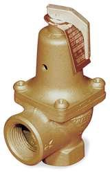 "Watts 174A-3/4 Boiler Pressure Relief Valve, 3/4"" Size by Watts Regulator Company"