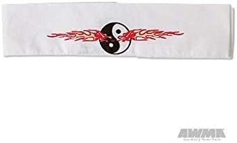 Martial Arts American Flag Headband AWMA