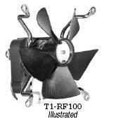 Universal Fireplace Blower Fan 100CFM 4