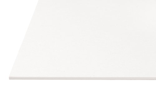 Alvin Photo Mat Board (Alvin PW810-25 White On White Photography Presentation Board 8 x 10)