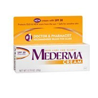 Mederma Mederma Skin Care Cream For Scars With Spf 30, 20 gms (Pack of 2) by Mederma