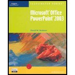 Microsoft Office PowerPoint 2003 : Introductory, Beskeen, David, 0619188103