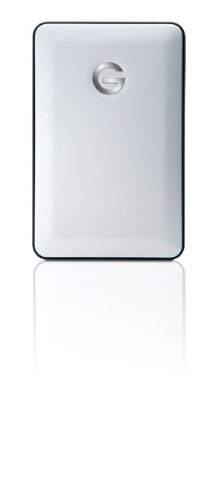 G-Technology G-DRIVE mobile USB Portable USB 3.0 Hard Drive 1TB (7200RPM) (0G02874)