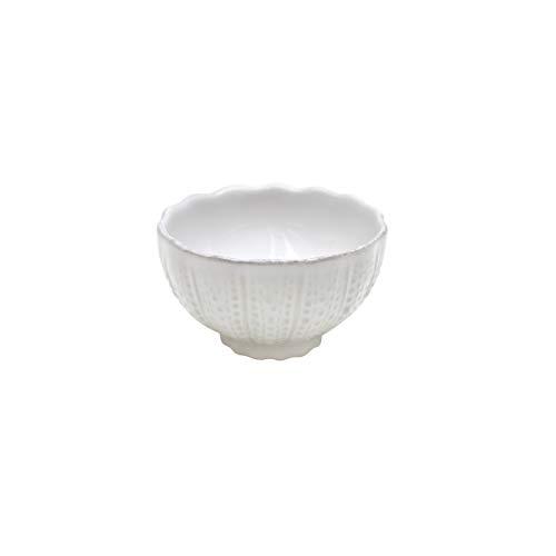 (COSTA NOVA Aparte Collection Stoneware Ceramic Urchin Fruit Bowl 4.25