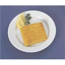 SeaCrisp Breaded Square Cod, 4 Ounce of 39-41 Pieces, 10 Pound -- 1 each.