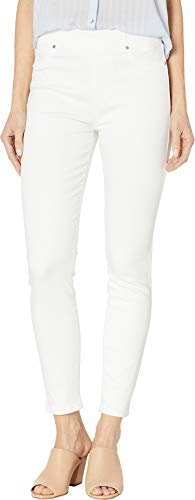 Liverpool Women's Chloe Pull-On Ankle Skinny in Bright White Bright White 6 28
