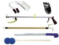 Kinsman Enterprises 37002 Basic Hip Kit with 32'' Ergo Plus Reacher by Kinsman Enterprises