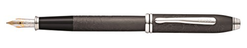 Price comparison product image Cross Townsend Star Wars Limited-Edition Han Solo Fountain Pen with Medium Nib (AT0046D-53MD)