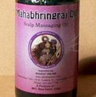 Mahabhringaraj Oil Pure Maka's Ayurvedic Medicine For Fallig of Hair and Dandruff