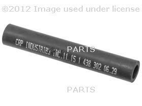BMW e53 8cyl Oil Separator Hose to Oil Return Tube z8