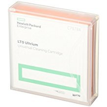 HP LTO Ultrium Universal Cleaning Cartridge - LTO - 1046.59 ft Tape Length - 1 Pack - C7978A