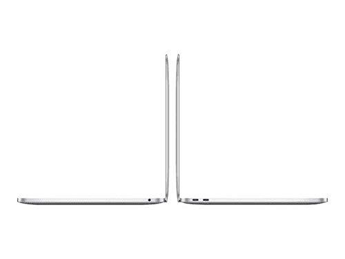 Apple 13in MacBook Pro, Retina Display, 2.3GHz Intel Core i5 Dual Core, 16GB RAM, 256GB SSD, Silver (Renewed)