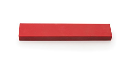 (RSVP Silicone Magnetic Knife Bars (Red))