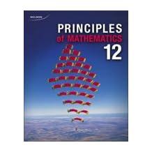 Principles of Mathematics 12