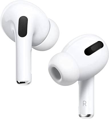 CG-Tech Air-pod Pro Premium Clone with Wireless Charging Case Active Noise Cancellation Compatible with Android iOS Device