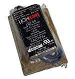 LighTech LET-60 Electrical Transformer, 12V 60W Electronic Dimmable
