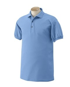 Gildan Jersey Polo (8800) Carolina Blue - Medium