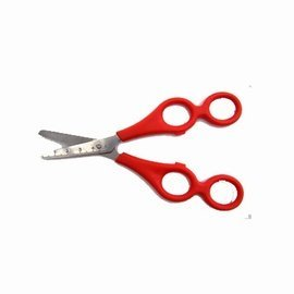 1 x PAIR DUAL TRAINING SCISSORS