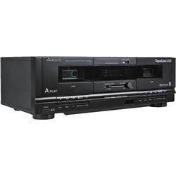 Alesis TAPELINK-USB USB Dual Cassette Deck Cassette Duplicator