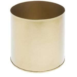 Modern-Gold-Metal-Vase-Large
