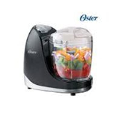 Oster 3320-051 Mini Food Chopper Processor Slicer, 220 Volts (Not for USA)