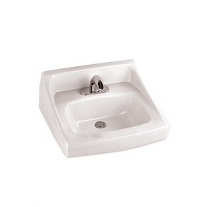 Sedona Wall Mount Lavatory - Toto LT307-12 Commercial Wall-Mount Lavatory, Sedona Beige