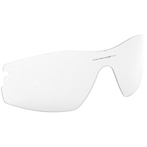 Oakley Men's Radar Pitch Edge Sunglasses,Multi Frame/Clear Lens,One - Prescription Sunglasses Oakley Womens