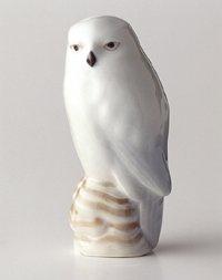 Royal Copenhagen Figurine, Owl