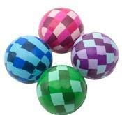 DollarItemDirect 1.5'' (38MM) HI-Bounce Glitter Egg, Case of 12 by DollarItemDirect (Image #1)