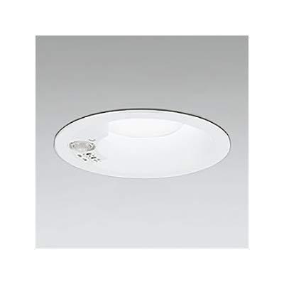 LEDダウンライト SB形 φ125 白熱灯100W形 拡散配光 非調光 人感センサ付 マットホワイト 電球色形 2700K B07RZNF1VN
