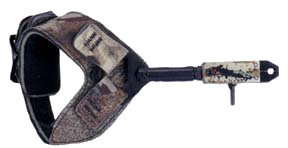 (Scott Archery Caliper Buckle Strap Release Camo)