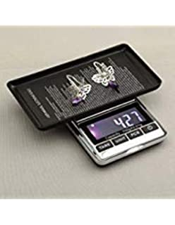 LuckyStone Portable Electronic Balance Gram Digital Pocket Jewelry and Kitchen Food Weighing 100 g/0.01