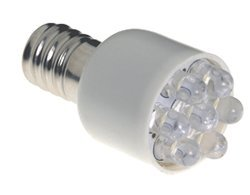 (Replacement For LIGHT BULB/LAMP 6S6-LED-W)