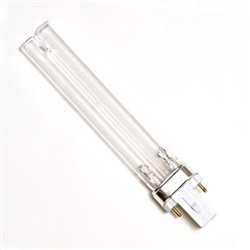 AquaTop Replacement 9W UV Bulb Square Base 2 Pin