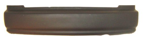 OE Replacement Honda Civic Rear Bumper Cover (Partslink Number HO1100179) (99 Civic Rear Bumper Cover compare prices)